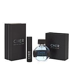 Cher Eau De Couture Spray 1.7 oz. & 0.34 oz. Eau De Parfum