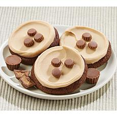 Cheryl's 24-Piece Frosted Buckeye Cookies