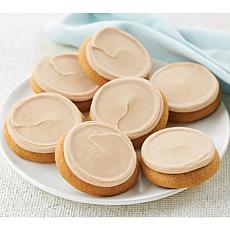 Cheryl's 24-Piece Frosted Cinnamon Pumpkin Cookies