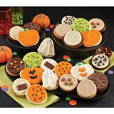 Cheryl's 24-Piece Halloween Premium Cookies Bow Box