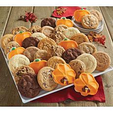 Cheryl's 36-piece Thanksgiving Cookie Box
