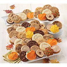 Cheryl's 48-piece Fall Flavors Cookie Box