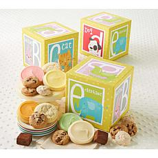 Cheryl's Baby Block Treats Box