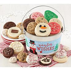 Cheryl's Winter Wishes Treats Pail