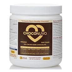 ChocoNuvo 74% Cacao Dark Chocolate - 10 Servings
