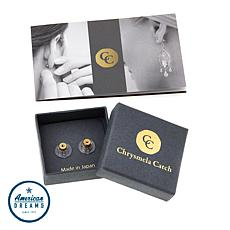 Chrysmela Catch Secure Disc-Shaped Earring Backs