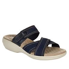 Clarks Collection Alexis Art Leather Sporty Sandal