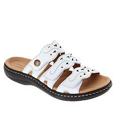 Clarks Collection Laureiann Echo Leather Sandal