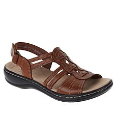 Clarks Collection Leisa Janna Leather Sandal