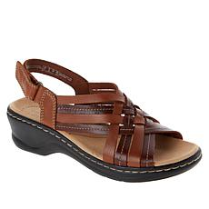 Clarks Collection Lexi Carmen Leather Sandal