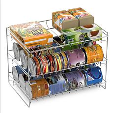 Classic Cuisine 3-Tier Can Dispenser - Stackable Can Organizer