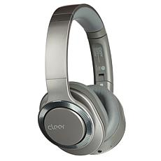Cleer Flow II Wireless Hybrid Noise-Canceling Headphones - Gunmetal