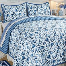 Clever Carriage Home Cannes 3-piece Quilt Set