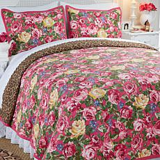 Clever Carriage Home St. Tropez 3-piece Quilt Set
