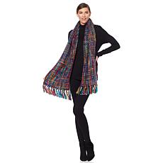 Clever Carriage Interwoven Scarf