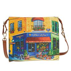 Clever Carriage Travel Experience Crossbody Bag