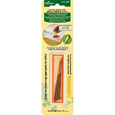 Clover Felting Needle Tool Refill Heavy Weight 5/Pkg -