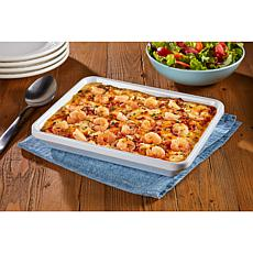 Coach Joe's 2-pack 2 lb. Shrimp and Grits in Ready-to-Bake Trays