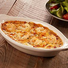 Coach Joe's 4 8 oz. Trays of Shrimp & Grits Auto-Ship®