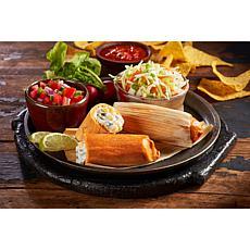 Coach Joe's 6-piece Poblano-Corn Cheese Tamales Auto-Ship®