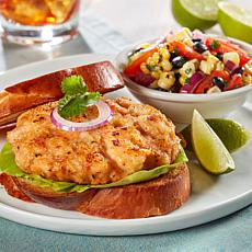 Coach Joe's 8-count Shrimp Burgers