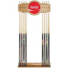 Coca-Cola Cue Rack