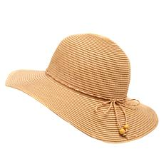 Collection 18 Straw Floppy Hat