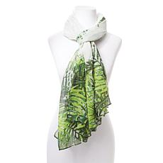 Collection 18 Tropical Oversized Scarf