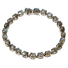 Colleen Lopez 7x5mm Labradorite Tennis Bracelet