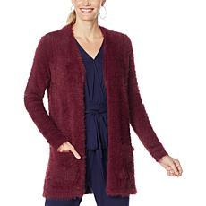 Colleen Lopez Snuggle Knit Cozy Cardigan