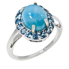 Colleen Lopez Sterling Silver Gemstone Ring