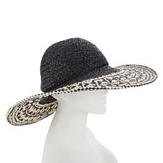 Colleen Lopez Straw Sun Hat