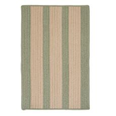 Colonial Mills Boat House 8' x 11' Rug - Olive