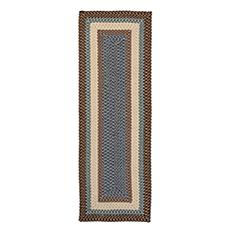 Colonial Mills Montego 2' x 8' Rug - Bright Brown