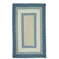 Colonial Mills Montego 5' x 8' Rug - Blue Burst