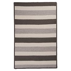 Colonial Mills Stripe It 2' x 3' Rug - Silver