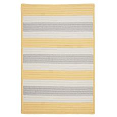 Colonial Mills Stripe It 2' x 3' Rug - Yellow Shimmer