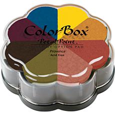 Colorbox Petal Point Pigment Option Pad 8Color Provence
