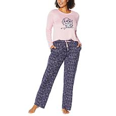 Comfort Code Ultra Knit Pajama Set