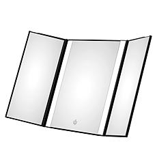 Conair Tri-Panel LED Magnification Makeup Mirror
