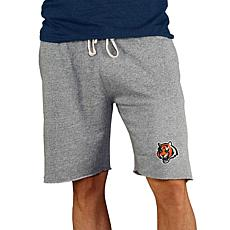 Concept Sports Mainstream Men's Knit Short - Bengals