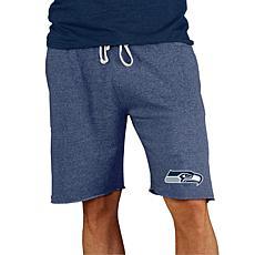 Concept Sports Mainstream Men's Knit Short - Seahawks