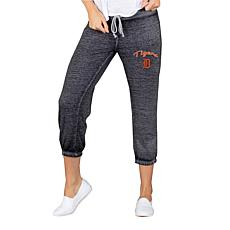 Concepts Sport Detroit Tigers Women's Knit Capri Pant
