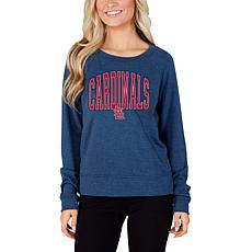 Concepts Sport Mainstream Ladies Knit Long Sleeve Top - Cardinals
