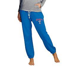 Concepts Sport Mainstream Ladies Knit Pant - Rangers