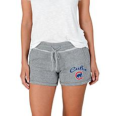 Concepts Sport Mainstream Ladies Knit Short - Cubs