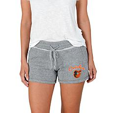 Concepts Sport Mainstream Ladies Knit Short - Orioles