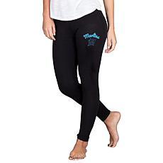 Concepts Sport Miami Marlins Fraction Women's Leggings