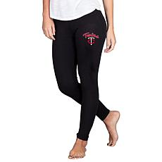 Concepts Sport Minnesota Twins Fraction Women's Leggings