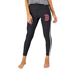 Concepts Sport Officially Licensed MLB Ladies Legging - Red Sox